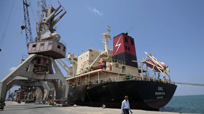 Truppen sollen abziehen: Hoffnung in der Not: Waffenruhe für zentralen Hafen im Jemen
