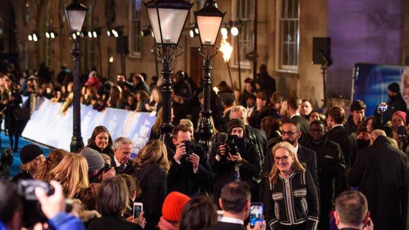 Mary Poppins' Rückkehr: Meryl Streep: Wir brauchen fröhliche Filme in dunklen Zeiten