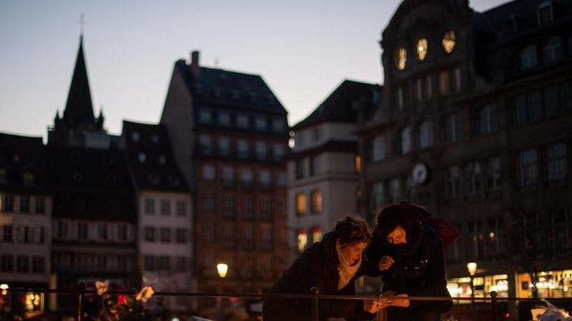 Anti-Terror-Einsatz: Polizei jagt Attentäter von Straßburg