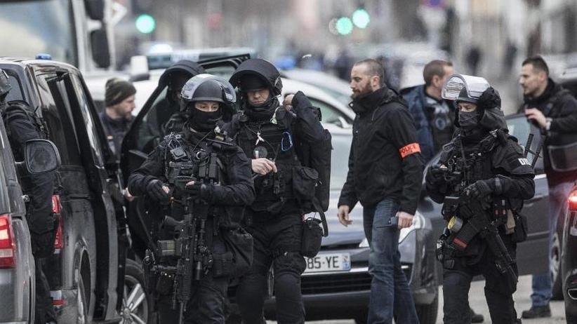 Polizei jagt Chérif Chekatt: Zahl der Straßburger Terroropfer steigt auf drei