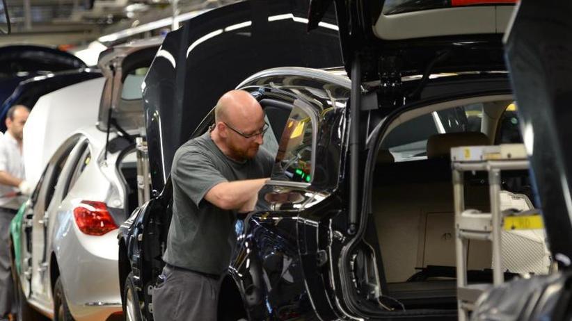 Dritter Monat in Folge: Auto-Neuzulassungen in der EU sinken weiter
