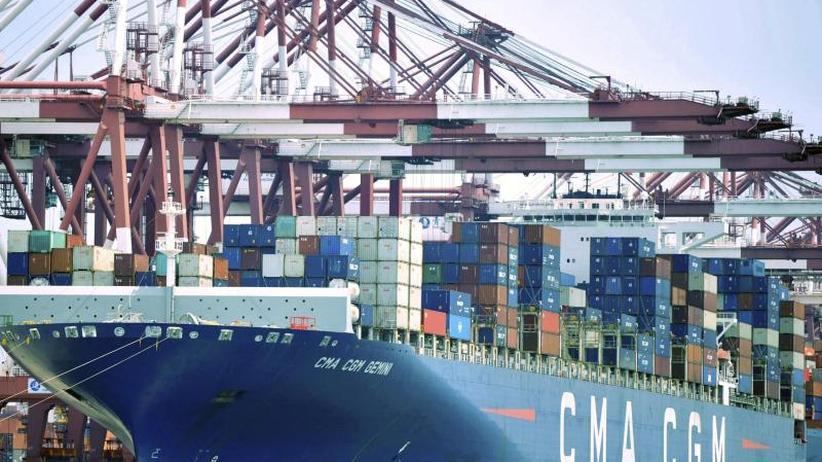"""Handelskrieg mit USA: Chinas Wirtschaft """"schwächelt"""""""