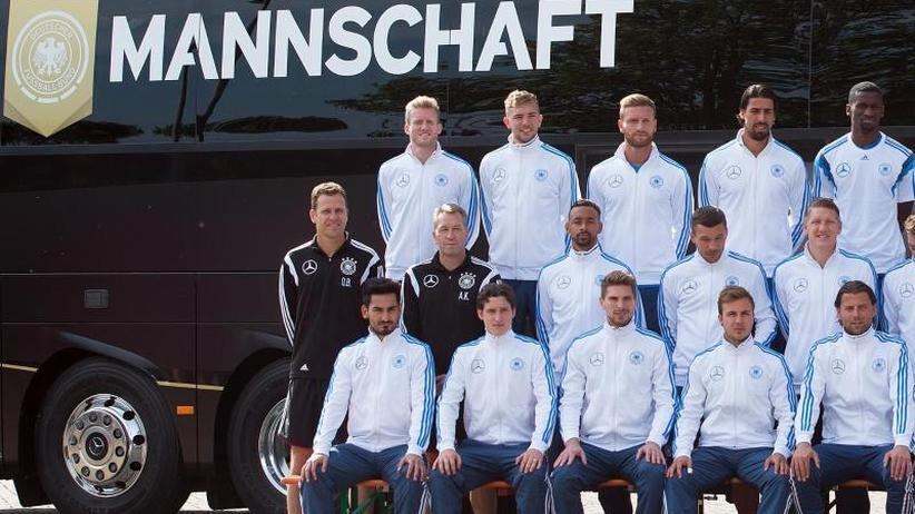 "Medienbericht: DFB hält an umstrittenem Begriff ""Die Mannschaft"" fest"