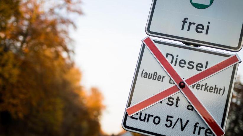 Umwelthilfe und Verkehrsclub: Einigung auf Fahrverbote für Darmstadt