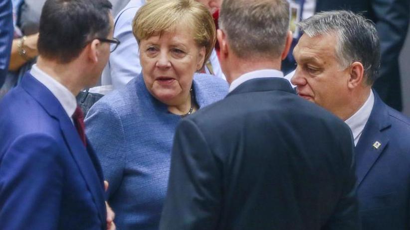 Beschluss in Brüssel: EU-Gipfel: Euro-Reformpaket zum Schutz vor Finanzkrisen