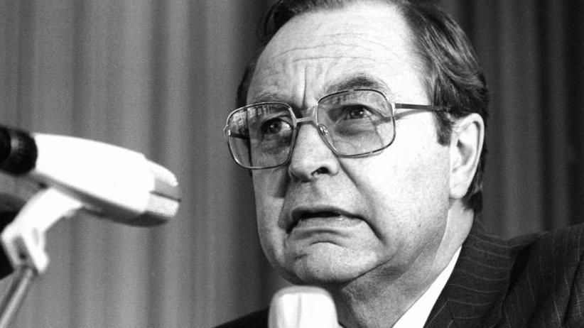 """""""Kommissar Computer"""": Ex-BKA-Präsident Horst Herold gestorben"""