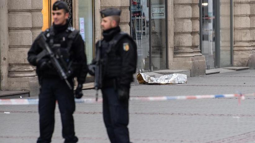 Chronologie: Frankreich und der Terror
