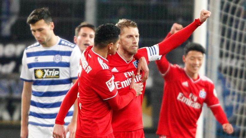2. Liga: HSV macht Herbsttitel perfekt - Neuhaus-Einstand gelingt