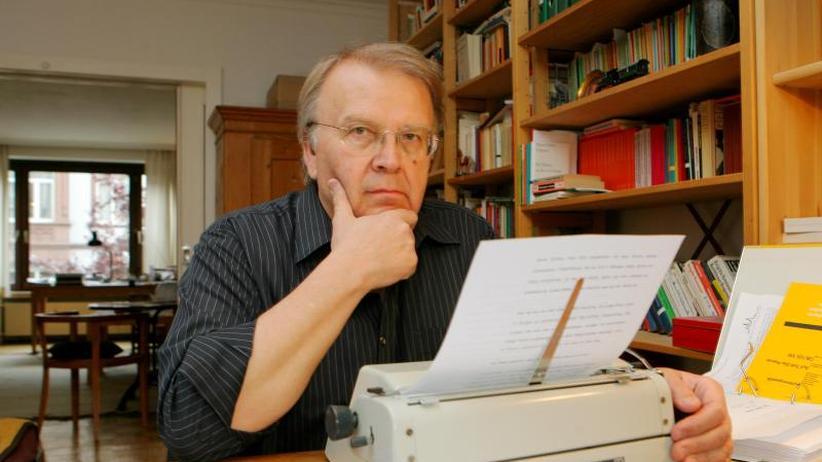 Abschied: Schriftsteller Wilhelm Genazino ist tot