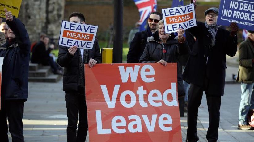Das Brexit-ABC: Von A wie Artikel 50 bis Z wie Zollunion