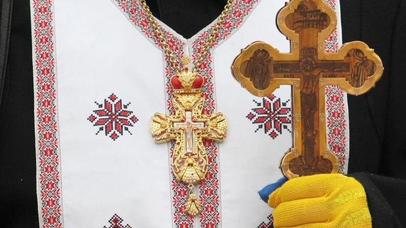 Kirchenstreit mit Moskau: Orthodoxe in der Ukraine wollen neue Nationalkirche gründen