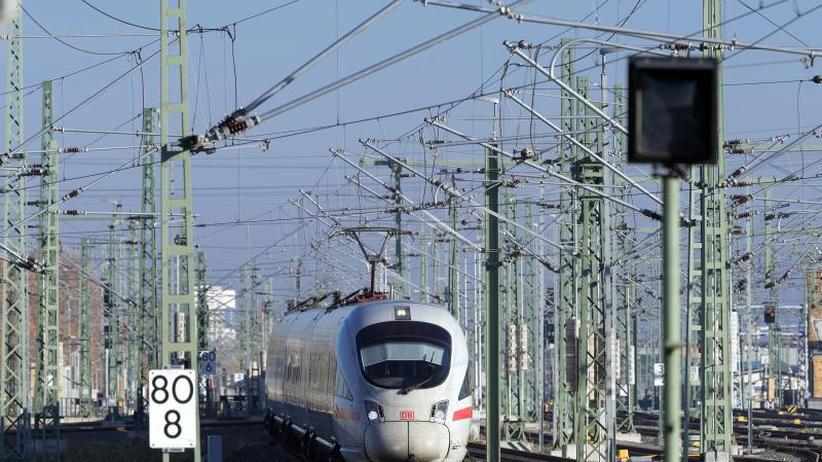 Qualitätsmängel: Bundesregierung fordert raschen Konzernumbau bei der Bahn