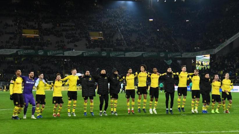 15. Spieltag: Dortmund ist Herbstmeister - FCBayern wieder in Fahrt