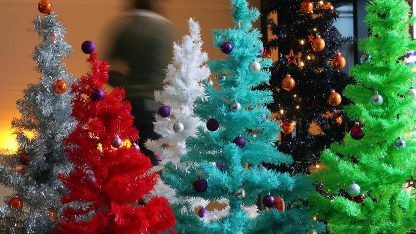 Pro und Kontra: Echt jetzt, ein Weihnachtsbaum aus Plastik?