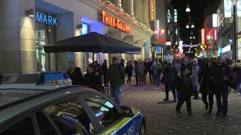 Dortmund: Ermittlungen nach Böller-Panik in Einkaufszentrum