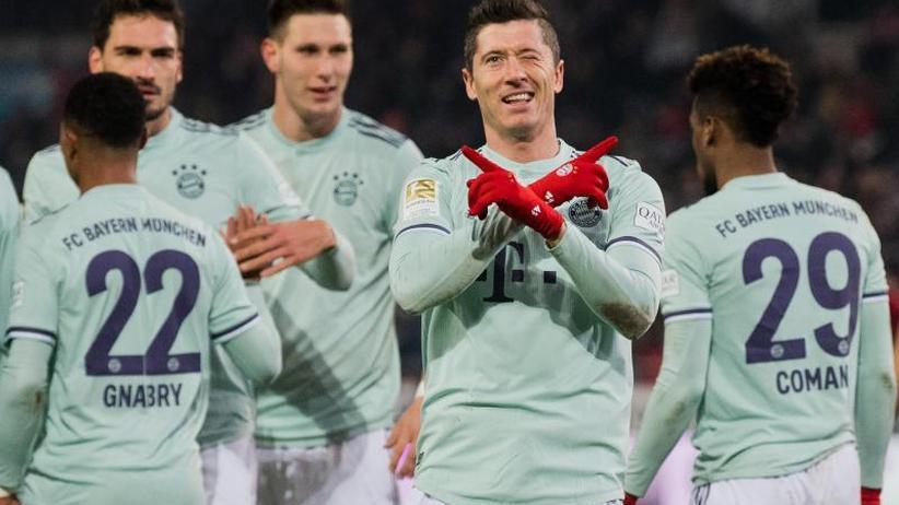 """BVB-Verfolger: FCB findet Glauben wieder:""""Bei neun Punkten Tür noch offen"""""""