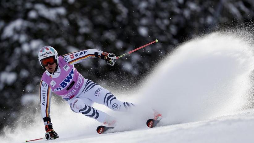 Ski Alpin: Luitz will sich von Strafe nicht beunruhigen lassen