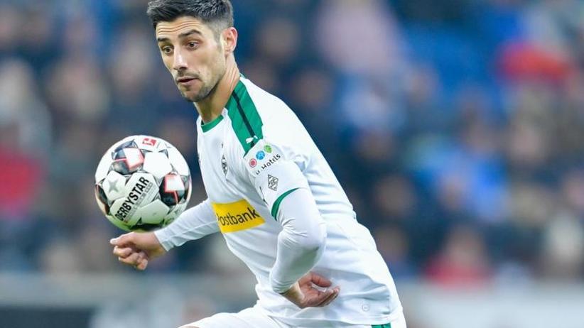 Borussia-Ausfälle: Stindl und Raffael verletzt: Gladbach schleppt sich in Pause