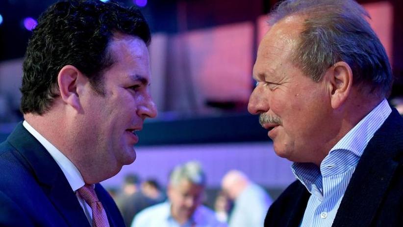 Verdi-Chef: Bsirske kritisiert Pläne der Koalition für Grundrente