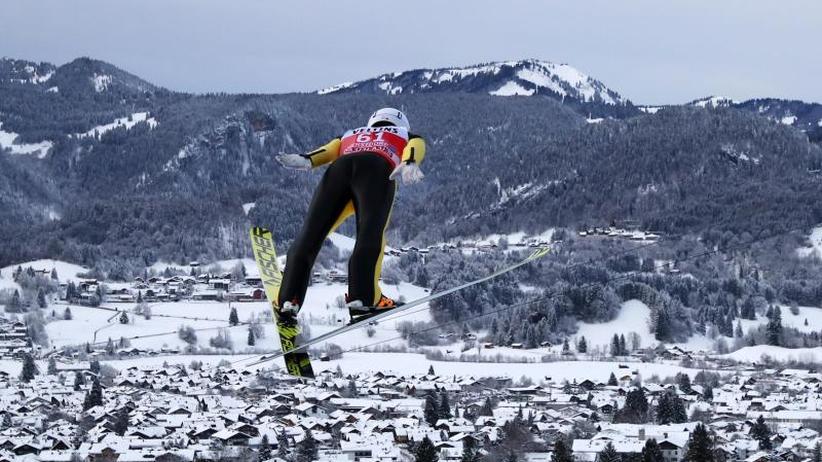 Start in Oberstdorf: Der Zeitplan der 67.Vierschanzentournee