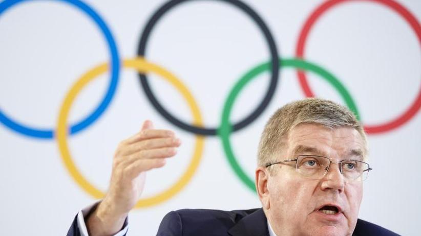 IOC-Präsident: Bach sieht Misstrauen gegen internationale Organisationen
