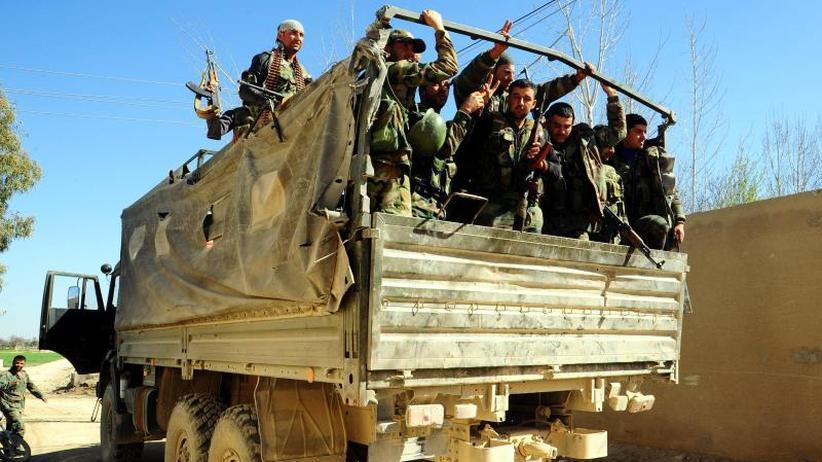Drohende Eskalation: Damaskus verlegt Truppen nach Manbidsch in Nordsyrien