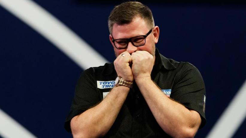 Überraschung in London: Europameister Wade bei Darts-WM raus