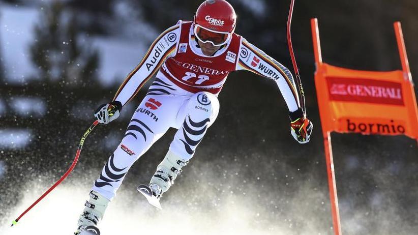 Weltcup-Rennen: Ferstl überzeugt in Bormio als Abfahrts-Elfter