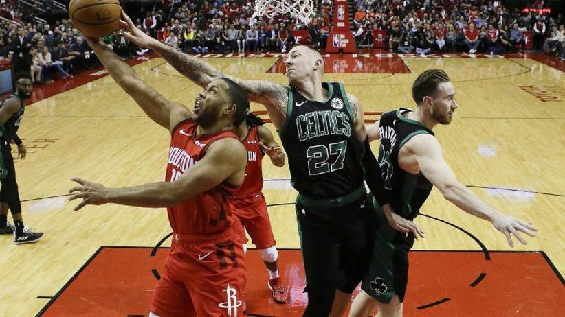 Basketball-Profiliga: NBA:Theis verliert mit Boston in Houston