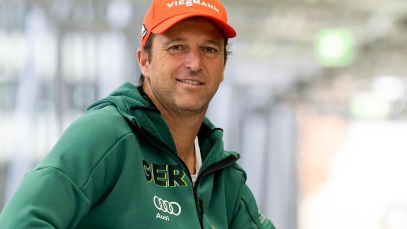 """Skisprung-Bundestrainer: Schuster: """"Vielleicht selbst einen Überflieger stellen"""""""