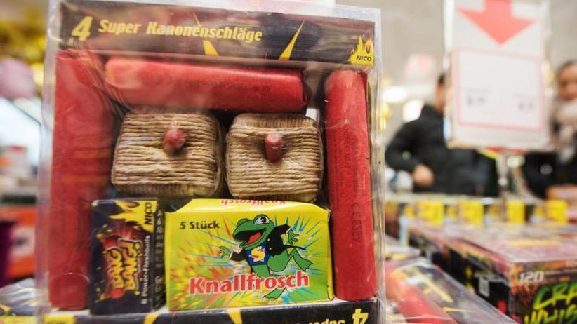Millionengeschäft: Verkauf von Silvester-Feuerwerk gestartet