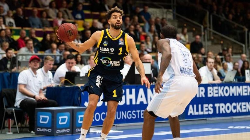 Basketball-Bundesliga: ALBA Berlin mit Pflichtsieg - Vechta auf Playoff-Kurs