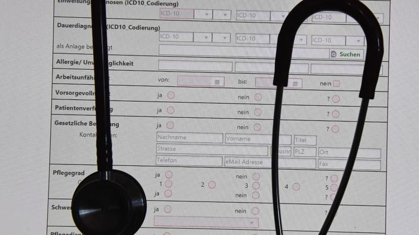 Appell der Kassenärzte: Ausreichender Schutz bei digitalen Patientenakten?