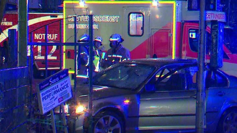Fünf Verletzte: Betrunkener fährt in Berlin Fußgänger um
