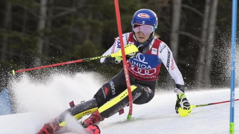 Weltcup in Semmering: Slalom-Ass Shiffrin holt nächsten Rekord-Sieg