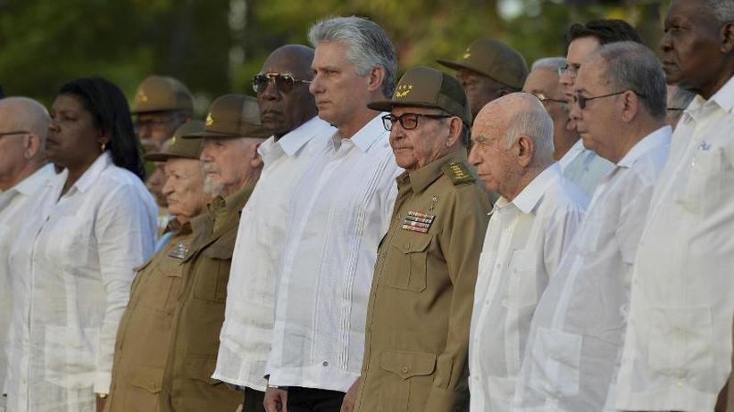 Im Zeichen des Mangels: Kubas Kommunisten feiern 60. Jahrestag der Revolution