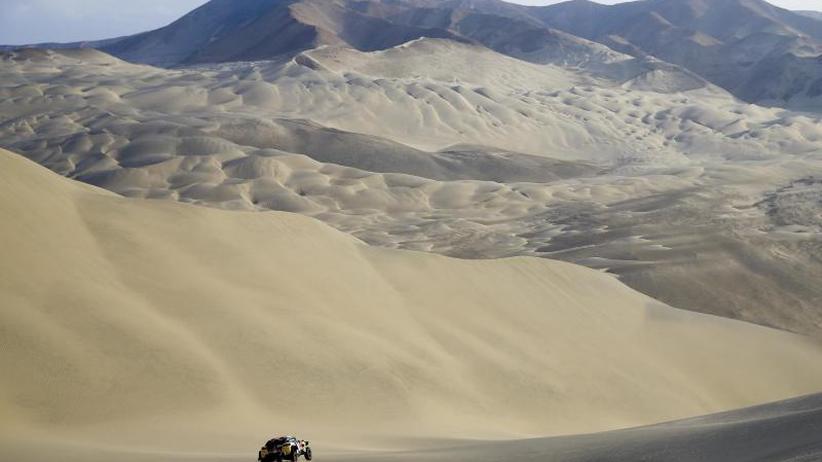 Rennen nur in einem Land: Spurensuche im peruanischen Sandkasten: Rallye Dakar