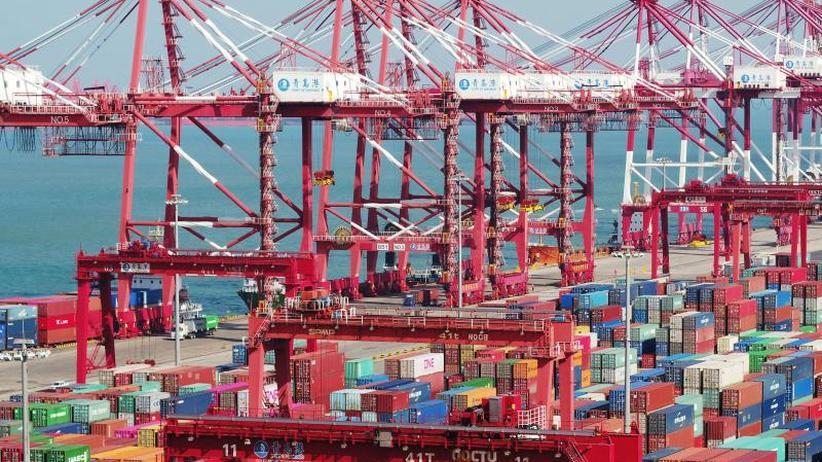 Trump optimistisch: Handelsgespräche zwischen USA und China enden