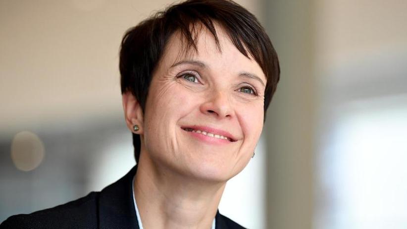 """Frühere AfD-Chefin: """"Bild""""-Zeitung: Frauke Petry erwartet im Juni sechstes Kind"""