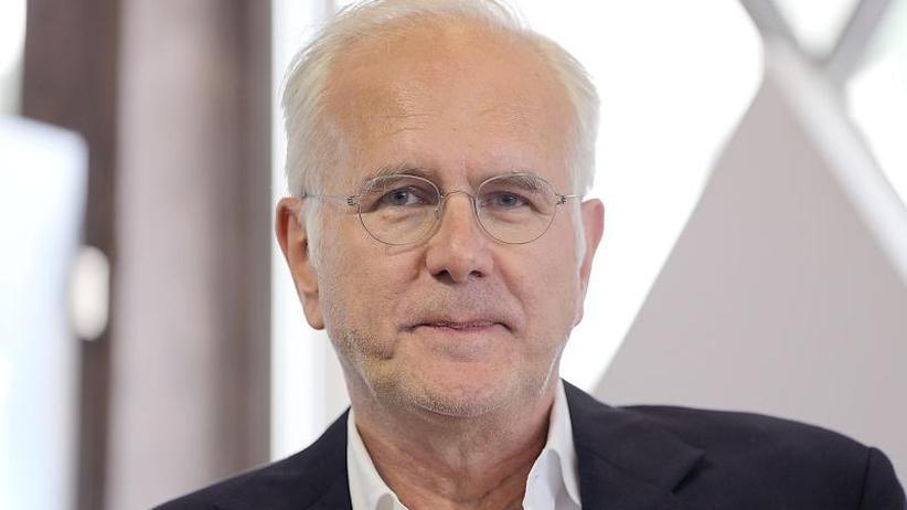 Entertainer: Harald Schmidt: Kinder ohne Smartphone