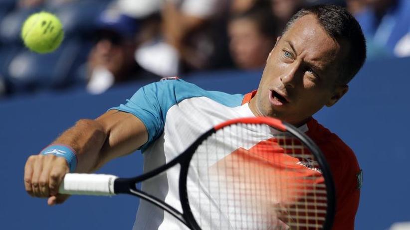 ATP-Turnier: Kohlschreiber und Struff in Auckland im Viertelfinale