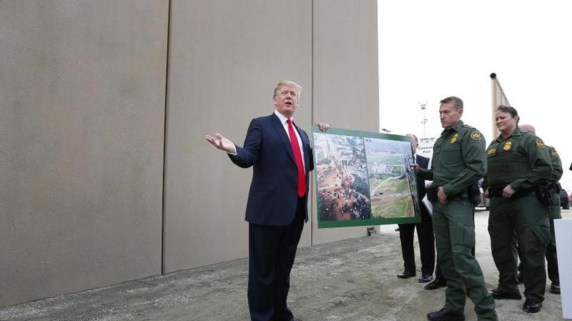 """Milliardär Trump fühlt mit: """"Shutdown"""" ohne Ende: Hunderttausende ohne Gehalt"""