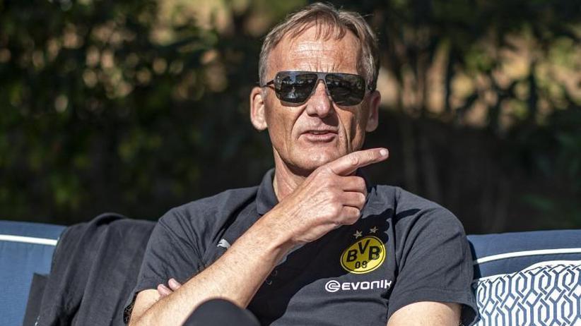 """BVB-Chef im Interview: Watzke zum Titelkampf: """"Favorit ist der FC Bayern"""""""