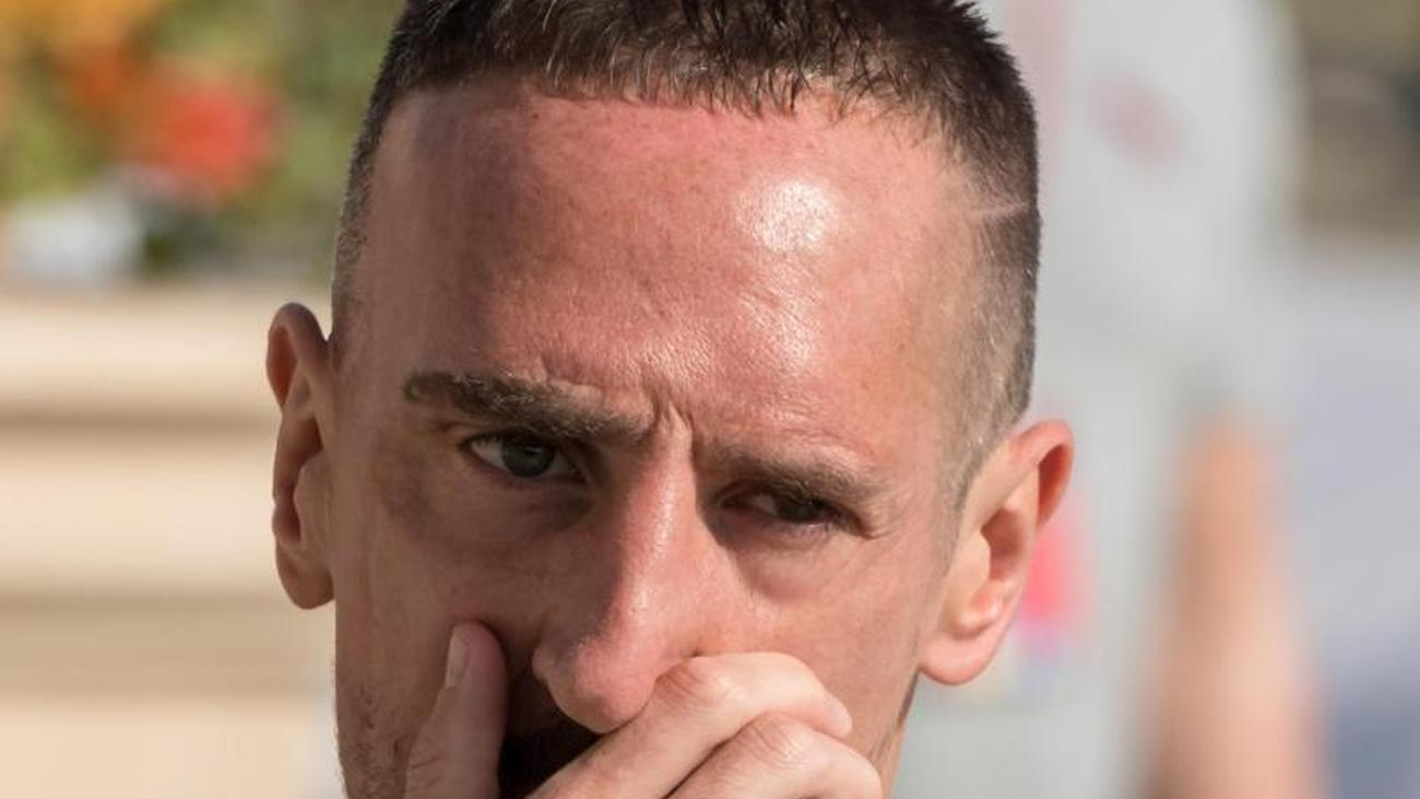 Ribery Verletzt