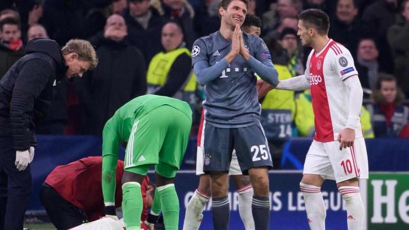 champions league bayern gegen liverpool