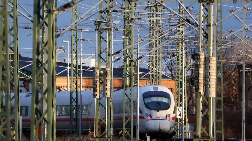 Fernverkehrsziel: 76,5 Prozent: Bahnchef verspricht mehr Pünktlichkeit