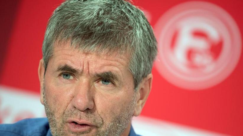 Bundesliga-Trainer: Fortuna Düsseldorf und Funkel sprechen wieder über Vertrag