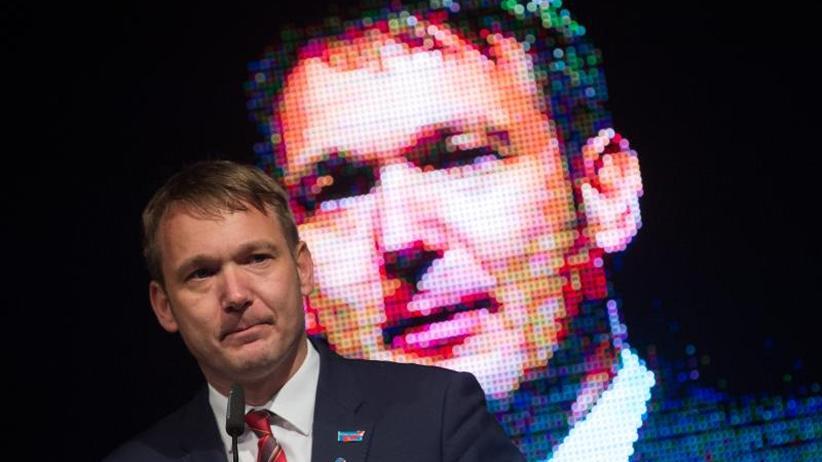 Konkurrenz für die AfD: Politologe räumt Poggenburg-Partei kaum Chancen ein