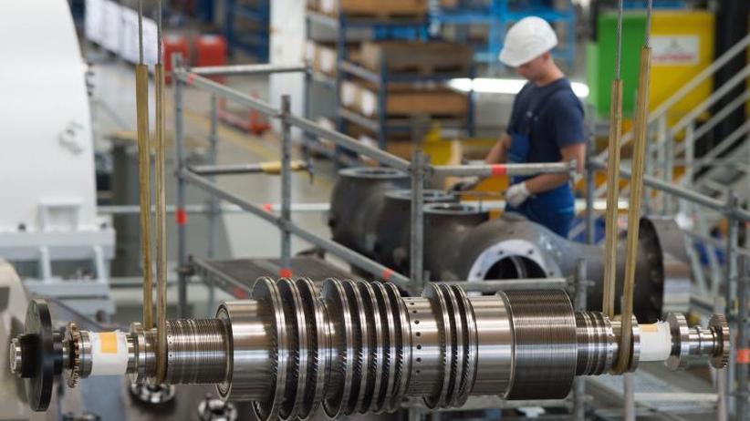 Unwägbarkeiten: Deutsche Wirtschaft schaltet einen Gang zurück
