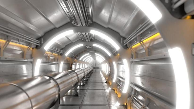 100 Kilometer Länge: Cern-Physiker planen gigantischen Teilchenbeschleuniger